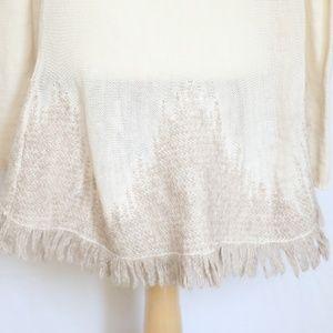 Anthropologie Sweaters - Anthropologie Moth Nevis Fringe Cardigan Large